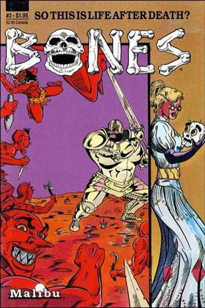 Bones #2 Comic Books - Covers, Scans, Photos  in Bones Comic Books - Covers, Scans, Gallery
