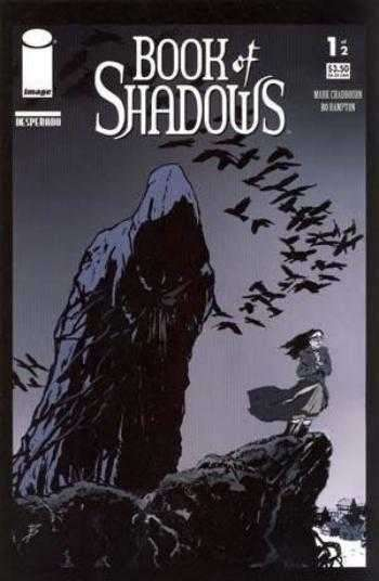 Book of Shadows Comic Books. Book of Shadows Comics.