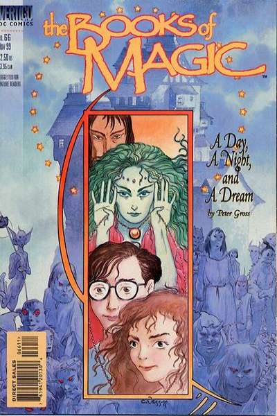 Books of Magic #66 comic books for sale