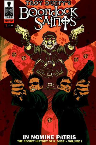 Boondock Saints: In Nomine Patris #1 Comic Books - Covers, Scans, Photos  in Boondock Saints: In Nomine Patris Comic Books - Covers, Scans, Gallery
