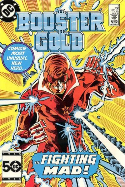 Booster Gold #3 comic books for sale