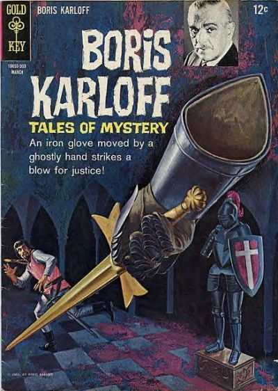 Boris Karloff Tales of Mystery #9 Comic Books - Covers, Scans, Photos  in Boris Karloff Tales of Mystery Comic Books - Covers, Scans, Gallery