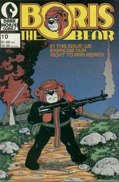 Boris the Bear #10 Comic Books - Covers, Scans, Photos  in Boris the Bear Comic Books - Covers, Scans, Gallery