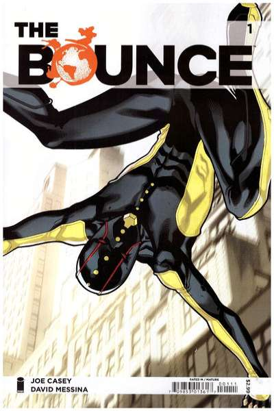 Bounce comic books