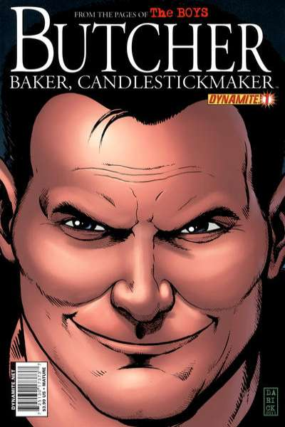 Boys: Butcher Baker Candlestickmaker comic books