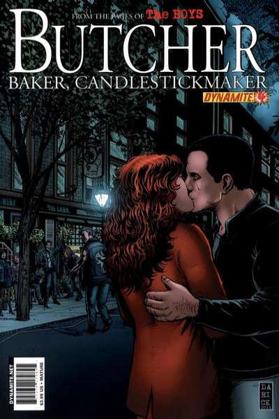 Boys: Butcher Baker Candlestickmaker #4 comic books for sale