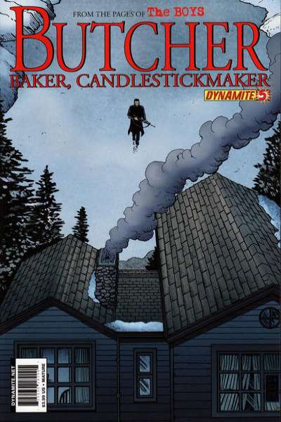 Boys: Butcher Baker Candlestickmaker #5 comic books for sale
