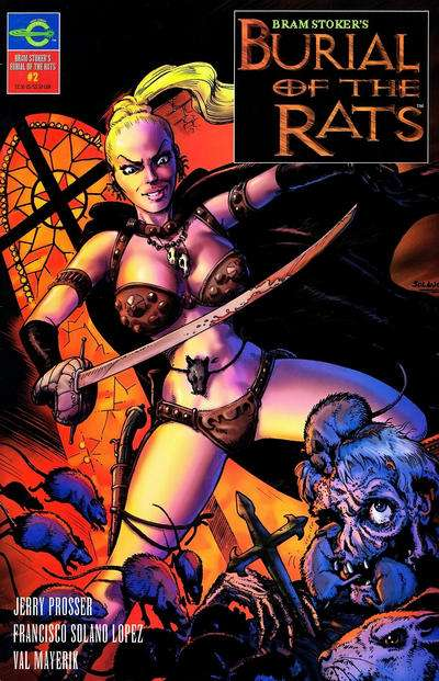 Bram Stoker's Burial of the Rats #2 Comic Books - Covers, Scans, Photos  in Bram Stoker's Burial of the Rats Comic Books - Covers, Scans, Gallery