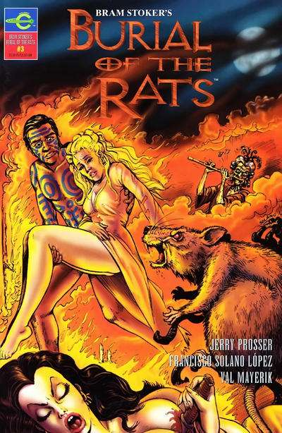 Bram Stoker's Burial of the Rats #3 Comic Books - Covers, Scans, Photos  in Bram Stoker's Burial of the Rats Comic Books - Covers, Scans, Gallery