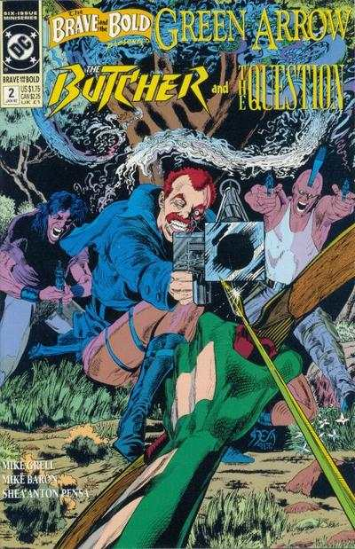 Brave and the Bold #2 Comic Books - Covers, Scans, Photos  in Brave and the Bold Comic Books - Covers, Scans, Gallery