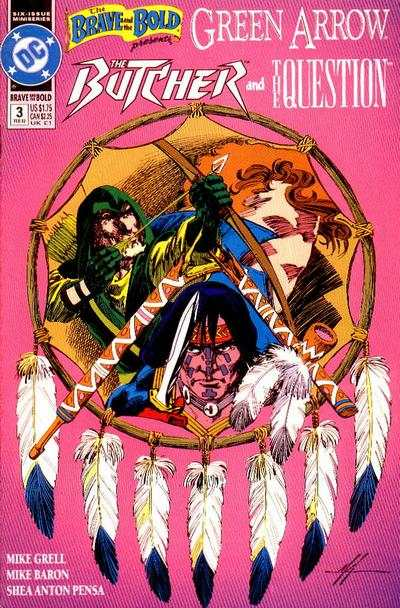 Brave and the Bold #3 Comic Books - Covers, Scans, Photos  in Brave and the Bold Comic Books - Covers, Scans, Gallery