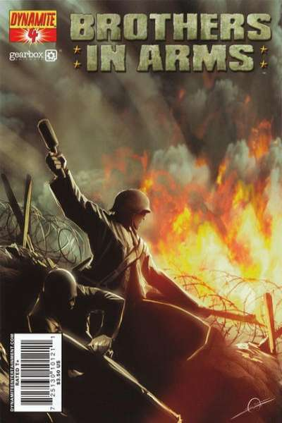 Brothers in Arms #4 comic books for sale