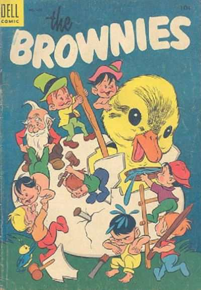 Brownies #10 Comic Books - Covers, Scans, Photos  in Brownies Comic Books - Covers, Scans, Gallery