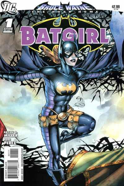 Bruce Wayne: The Long Road Home: Batgirl #1 comic books - cover scans photos Bruce Wayne: The Long Road Home: Batgirl #1 comic books - covers, picture gallery