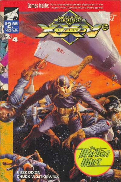 Buck Rogers #8 comic books for sale
