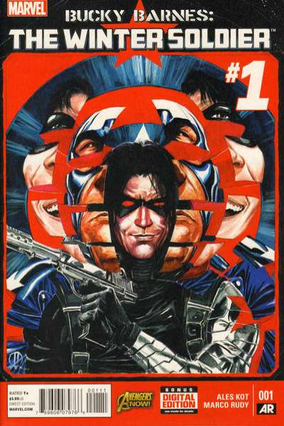 Bucky Barnes: The Winter Soldier Comic Books. Bucky Barnes: The Winter Soldier Comics.