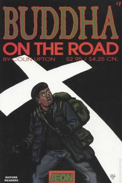 Buddha on the Road comic books