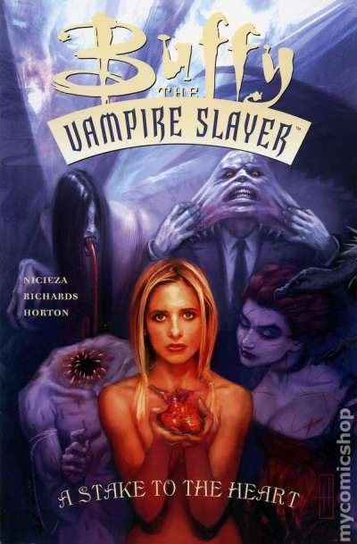 Buffy the Vampire Slayer #1 comic books for sale