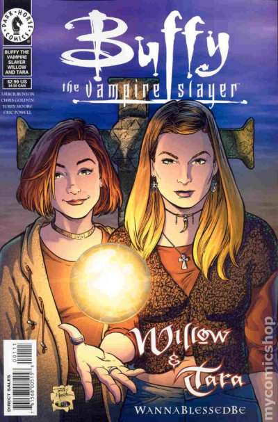 Buffy the Vampire Slayer: Willow & Tara - Wanna Blessed Be comic books
