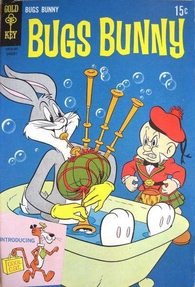 Bugs Bunny #121 comic books for sale