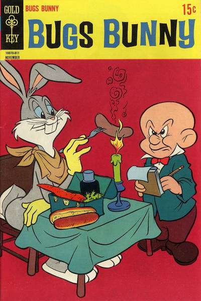 Bugs Bunny #120 comic books for sale
