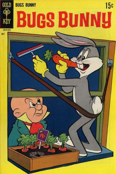Bugs Bunny #123 comic books for sale