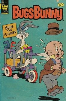 Bugs Bunny #234 comic books for sale