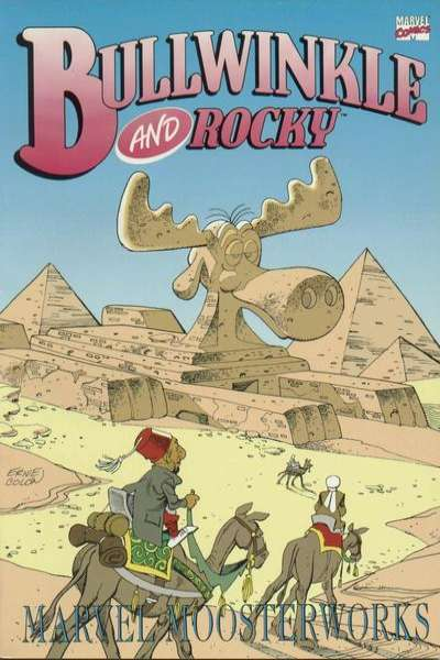 Bullwinkle and Rocky #1 comic books for sale