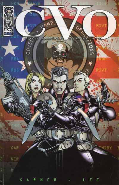 CVO: Covert Vampiric Operations Comic Books. CVO: Covert Vampiric Operations Comics.