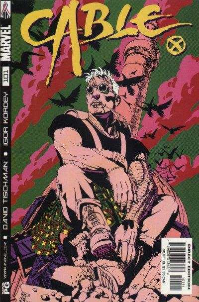 Cable #101 Comic Books - Covers, Scans, Photos  in Cable Comic Books - Covers, Scans, Gallery