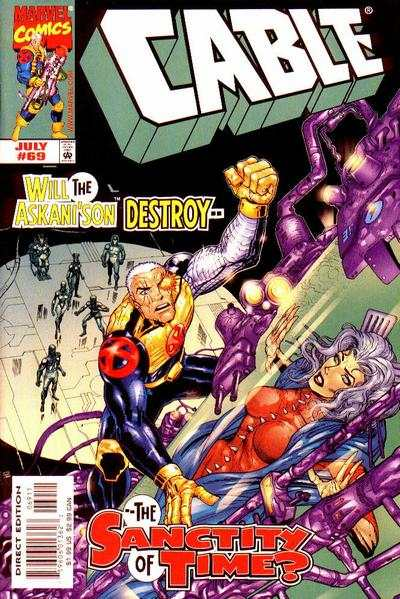 Cable #69 Comic Books - Covers, Scans, Photos  in Cable Comic Books - Covers, Scans, Gallery