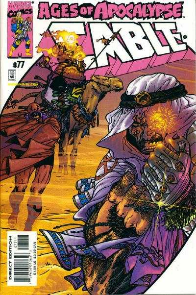 Cable #77 Comic Books - Covers, Scans, Photos  in Cable Comic Books - Covers, Scans, Gallery