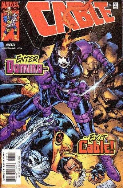 Cable #83 Comic Books - Covers, Scans, Photos  in Cable Comic Books - Covers, Scans, Gallery