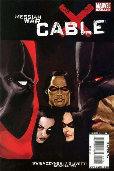 Cable #13 comic books for sale