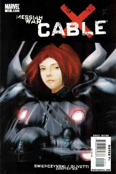 Cable #15 comic books for sale