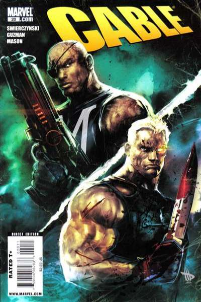 Cable #20 comic books for sale
