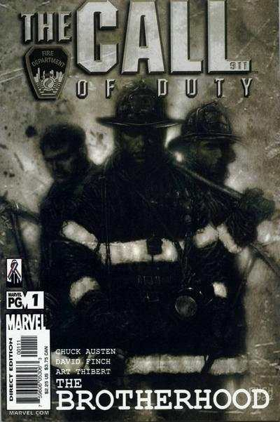 Call of Duty: The Brotherhood comic books