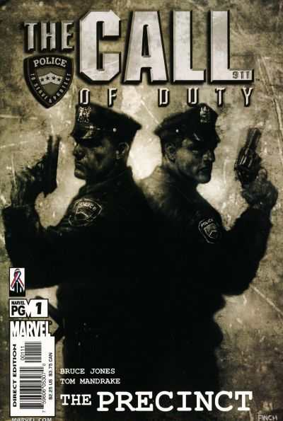 Call of Duty: The Precinct comic books