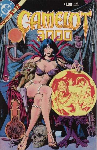 Camelot 3000 #5 Comic Books - Covers, Scans, Photos  in Camelot 3000 Comic Books - Covers, Scans, Gallery