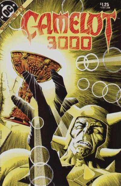 Camelot 3000 #9 comic books - cover scans photos Camelot 3000 #9 comic books - covers, picture gallery