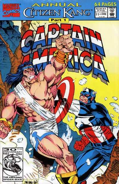 Captain America #11 cheap bargain discounted comic books Captain America #11 comic books