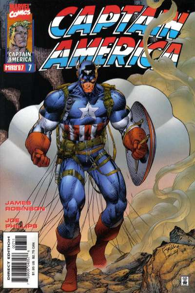 Captain America #7 comic books for sale