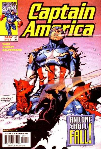 Captain America #17 Comic Books - Covers, Scans, Photos  in Captain America Comic Books - Covers, Scans, Gallery