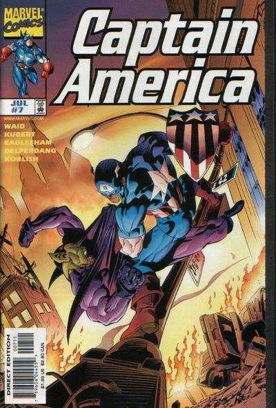 Captain America Comics For Sale Captain America 7 Comic Books