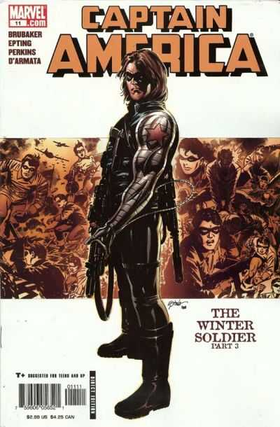 Captain America #11 Comic Books - Covers, Scans, Photos  in Captain America Comic Books - Covers, Scans, Gallery