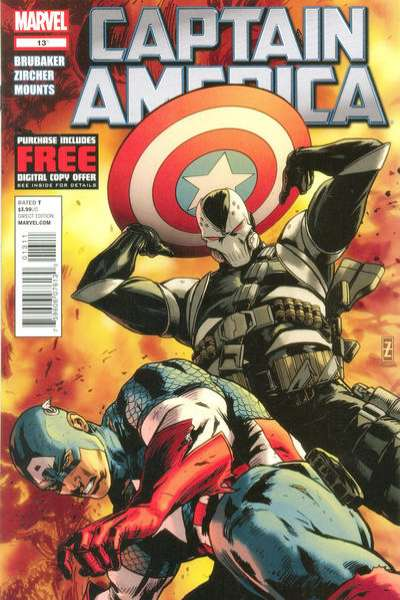 Captain America Comics For Sale Captain America 13 Comic
