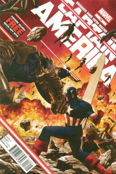 Captain America #16 comic books for sale