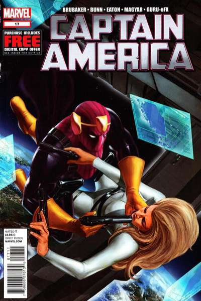 Captain America #17 comic books - cover scans photos Captain America #17 comic books - covers, picture gallery