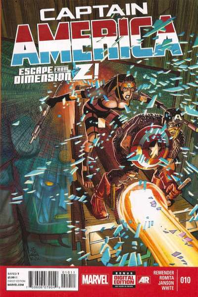 Captain America #10 comic books for sale