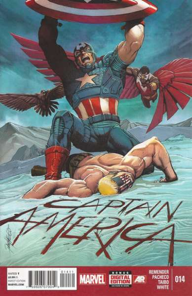 Captain America #14 Comic Books - Covers, Scans, Photos  in Captain America Comic Books - Covers, Scans, Gallery
